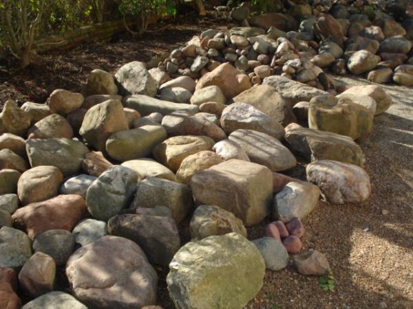 Pedras para Jardim, Seixos, Decoraç u00e3o de Jardin, Pedras Ornamentais Portal das Pedras -> Decoração De Jardim Com Pedras Grandes